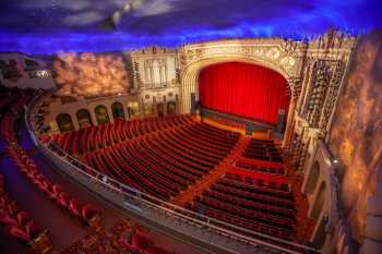 Orpheum Theatre, Phoenix: Auditorium from Balcony Right rear