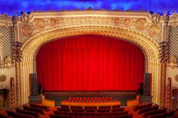 Orpheum Theatre, Phoenix: Proscenium from Balcony front center