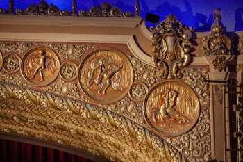 Orpheum Theatre, Phoenix: Proscenium Right Closeup