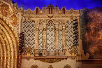 Orpheum Theatre, Phoenix: Organ Chamber House Right