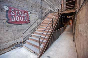 Stage Door Alley
