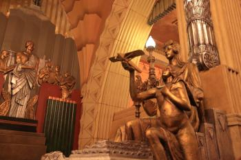 Grand Staircase Figurines