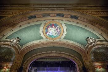 Proscenium sounding board