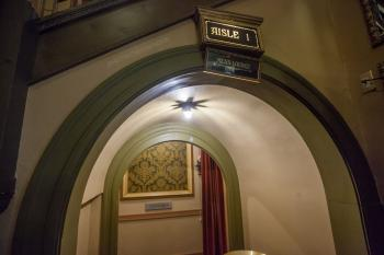 Entrance to Gentlemens Lounge
