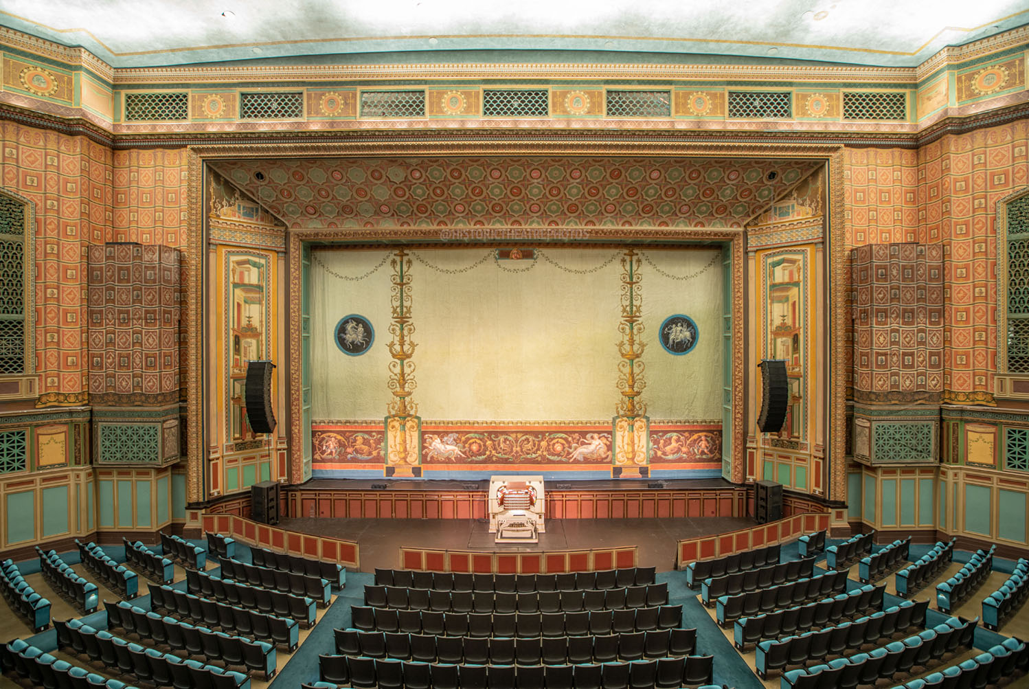Pasadena Civic Auditorium Historic Theatre Photography