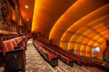 Radio City Music Hall, New York: Third Mezzanine Seats at House Left