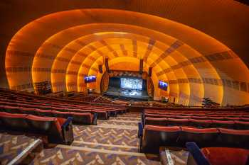 Radio City Music Hall, New York: View from Third Mezzanine at House Right