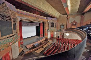 Rialto Theatre, South Pasadena: Auditorium