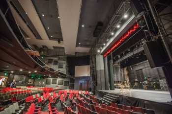 Ricardo Montalbán Theatre, Hollywood: Auditorium from House Right