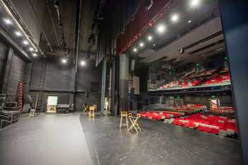 Ricardo Montalbán Theatre, Hollywood: Stage from Stage Right