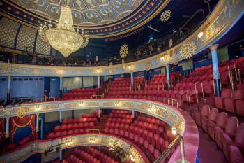 Royal Lyceum Theatre Edinburgh: Auditorium from Upper Circle