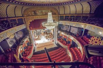 Royal Lyceum Theatre Edinburgh: Gallery lighting positions