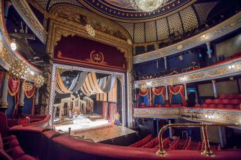 Royal Lyceum Theatre Edinburgh: Grand Circle left