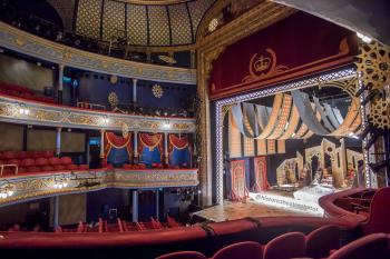 Royal Lyceum Theatre Edinburgh: Grand Circle right