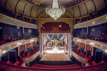 Royal Lyceum Theatre Edinburgh: Upper Circle center
