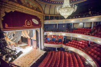Royal Lyceum Theatre Edinburgh: Upper Circle left