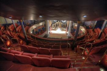 Royal Lyceum Theatre Edinburgh: Upper Circle rear