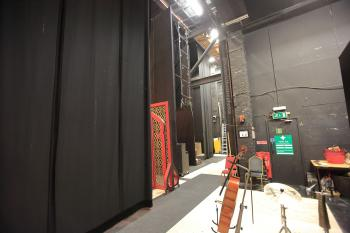 Royal Lyceum Theatre Edinburgh: Stage Left wing from downstage