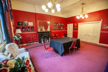 Royal Lyceum Theatre Edinburgh: Henry Irving Room