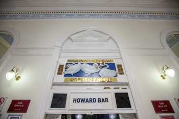 Royal Lyceum Theatre Edinburgh: Howard Bar Entrance