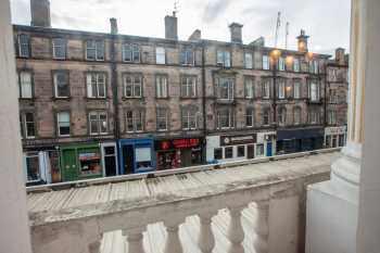 Royal Lyceum Theatre Edinburgh: Balcony view