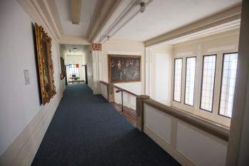 Upper Corridor from North