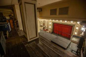 Studebaker Theater: Stage from Rear Balcony Right