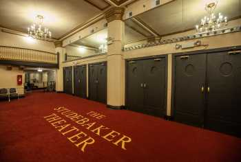 Studebaker Theater: Theatre Entrance Lobby