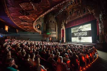 'Wings' (1927) as part of 'Last Remaining Seats' 2017