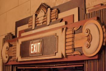 Exit Sign surround