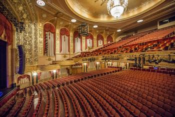 Warner Theatre, Washington DC: Auditorium from House Left Box