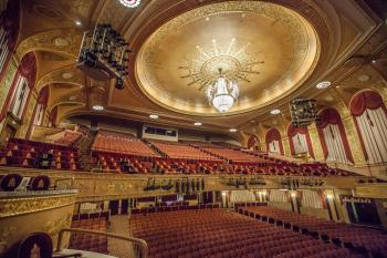 Warner Theatre, Washington DC: Auditorium from House Right Box