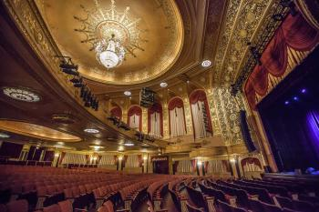 Warner Theatre, Washington DC: Auditorium from House Right