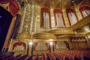 Warner Theatre, Washington DC: House Right from Orchestra