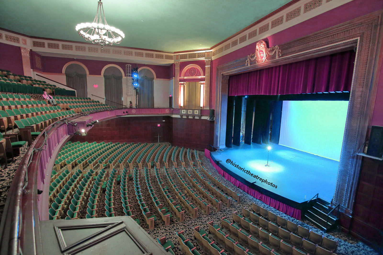 Wilshire Ebell Theatre Historic Theatre Photography