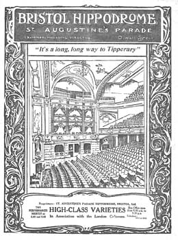 1914 programme cover featuring a drawing of the theatre's interior (JPG)
