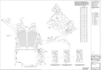 Stalls and Grand Circle plans from a 2017 planning application (2-page 1MB PDF)
