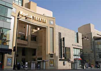 The theatre in November 2006, when it was called the <i>Kodak Theatre</i>