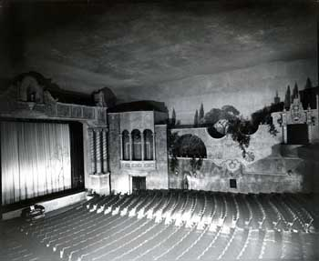 Original 1930s Atmospheric Auditorium