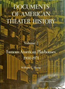 "Outline and discussion of the Hudson Theatre from ""Documents of American Theater History, Volume 2: Famous American Playhouses 1900-1971"", scanned by the Internet Archive (4-page PDF)"