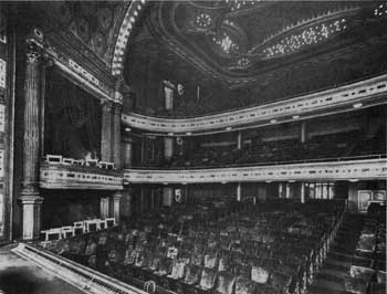 1903 photo of Auditorium from Stage (JPG)