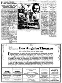 29th January 1931 edition of the <i>Los Angeles Times</i> (2.3MB PDF)
