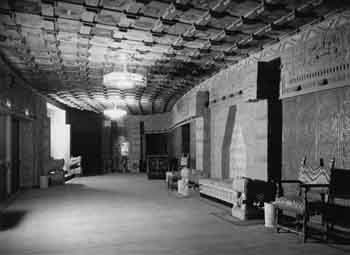 The Main Lobby as photographed by Mott Studios in 1927, courtesy California State Library (JPG)
