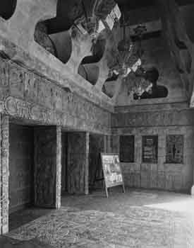 The Ticket Lobby as photographed by Mott Studios in 1927, courtesy California State Library (JPG)