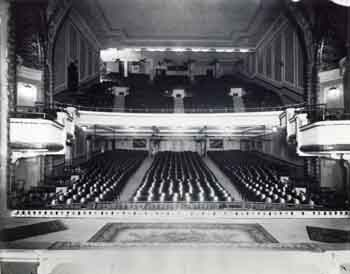 Auditorium in 1915, courtesy Austin Theatre Alliance (JPG)
