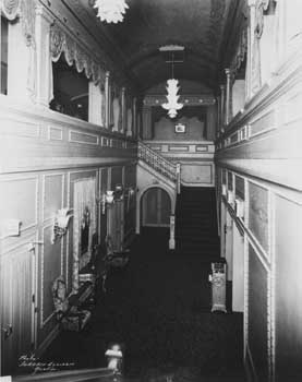 Inner Lobby (undated but likely 1930s) courtesy Texas Historical Commission (JPG)