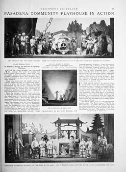 """California Southland"" (September 1925) focusing on set design and function; held by the California State Library and scanned online by the Internet Archive (3 pages; 1.8MB PDF)"