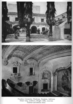 "Exterior and interior photos as featured in ""American Theatres of Today"", Vol. II - 1930 (JPG)"