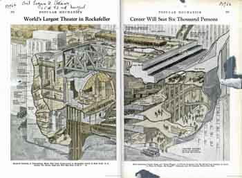 Cutaway diagram, not entirely as-built, from the August 1932 edition of <i>Popular Mechanics</i> (1MB PDF)