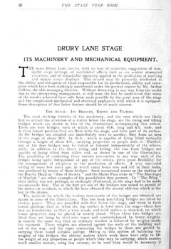 13-page feature in <i>The Stage Year Book 1910</i> including extensive coverage of the historic stage bridges, held by the University of Toronto and published online by the Internet Archive (5.8MB PDF)